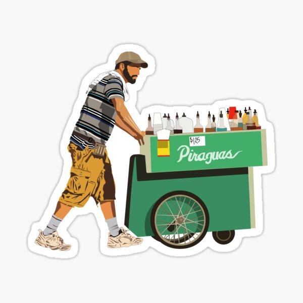 My Piragua Sticker
