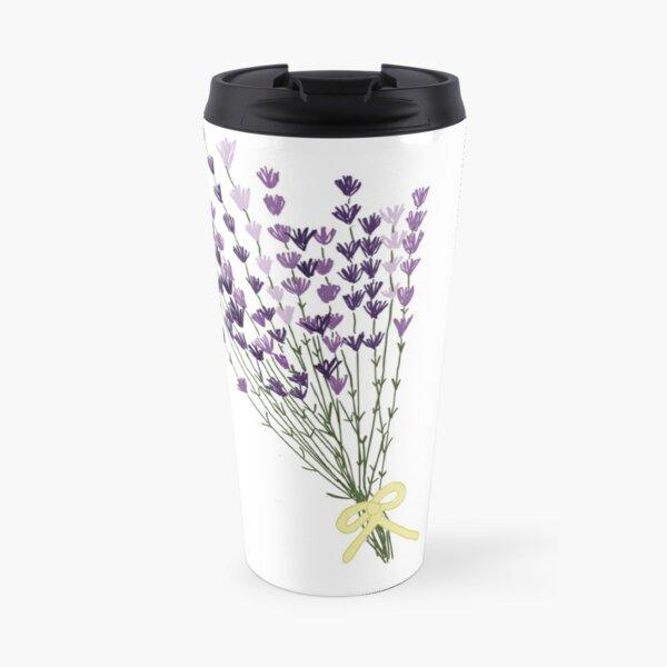 Lavender bouquet  Travel Mug