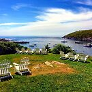 Monhegan Island, Maine by fauselr