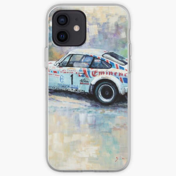 Porsche 911 SC  Rallye Sanremo 1981 iPhone Soft Case