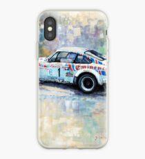 Porsche 911 SC  Rallye Sanremo 1981 iPhone Case