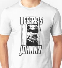 Heeere's Johnny - HALO Spartan 117 T-Shirt