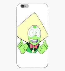 the happiest (and probably only) peridot on earth iPhone Case