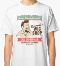 Morrie's Wig Shop Classic T-Shirt