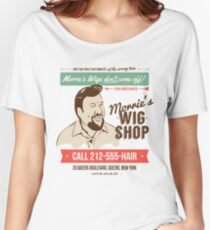Morrie's Wig Shop Women's Relaxed Fit T-Shirt