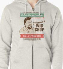 Morrie's Wig Shop Zipped Hoodie