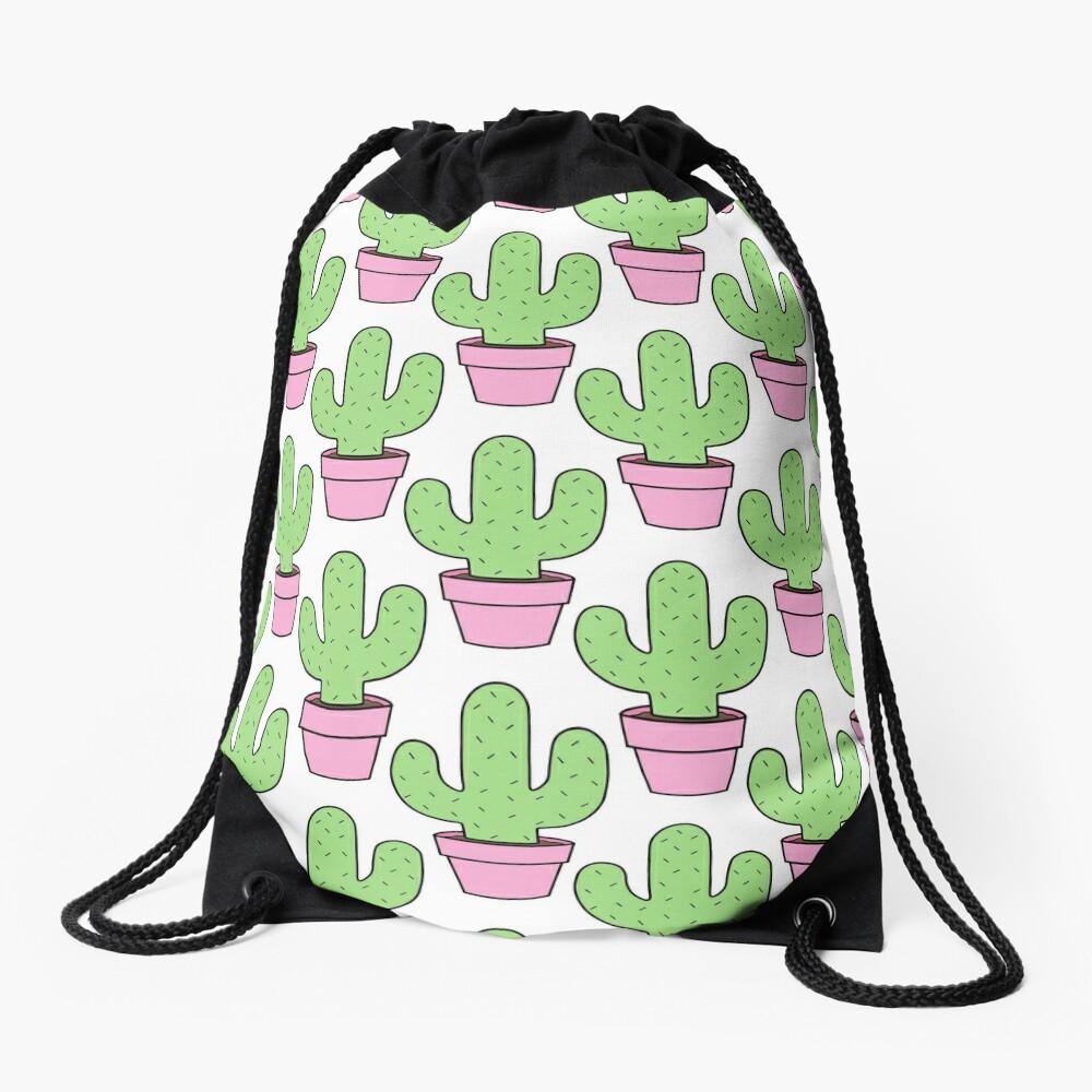 Cactus renovado Mochila saco
