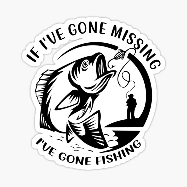 Download Fishing Svg Stickers Redbubble