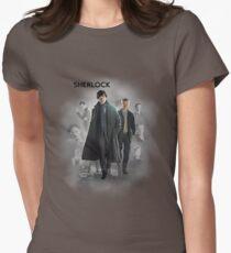 BBC Sherlock Women's Fitted T-Shirt