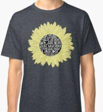 Human Family by Maya Angelou Classic T-Shirt