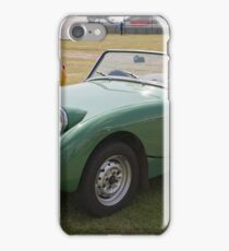 Austin Healey Sprite Sport  1961  945cc iPhone Case/Skin