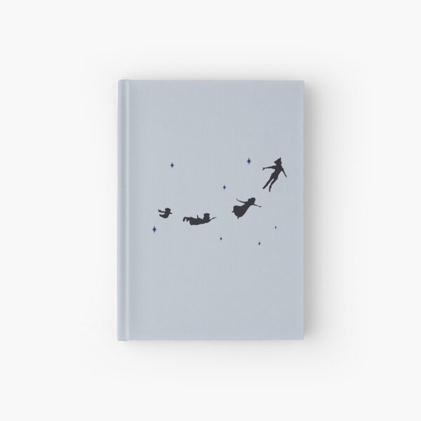 Peter Pan Hardcover Journal