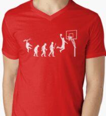 Basketball Evolution Funny T Shirt T-Shirt