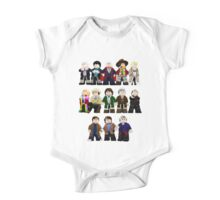 Doctor Who - Toy Doctors One Piece - Short Sleeve