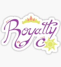 Royalty - I see the light Sticker