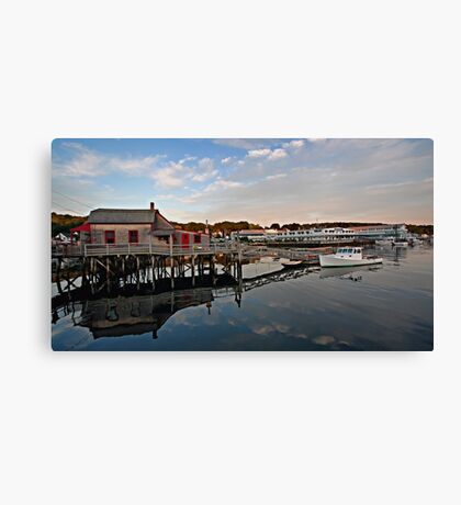 -Boothbay Harbor,  Maine Canvas Print