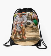 Kitchenware Drawstring Bag