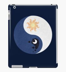 Celestia and Luna Yin Yang iPad Case/Skin