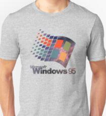 Windows 95 - Galaxy Unisex T-Shirt