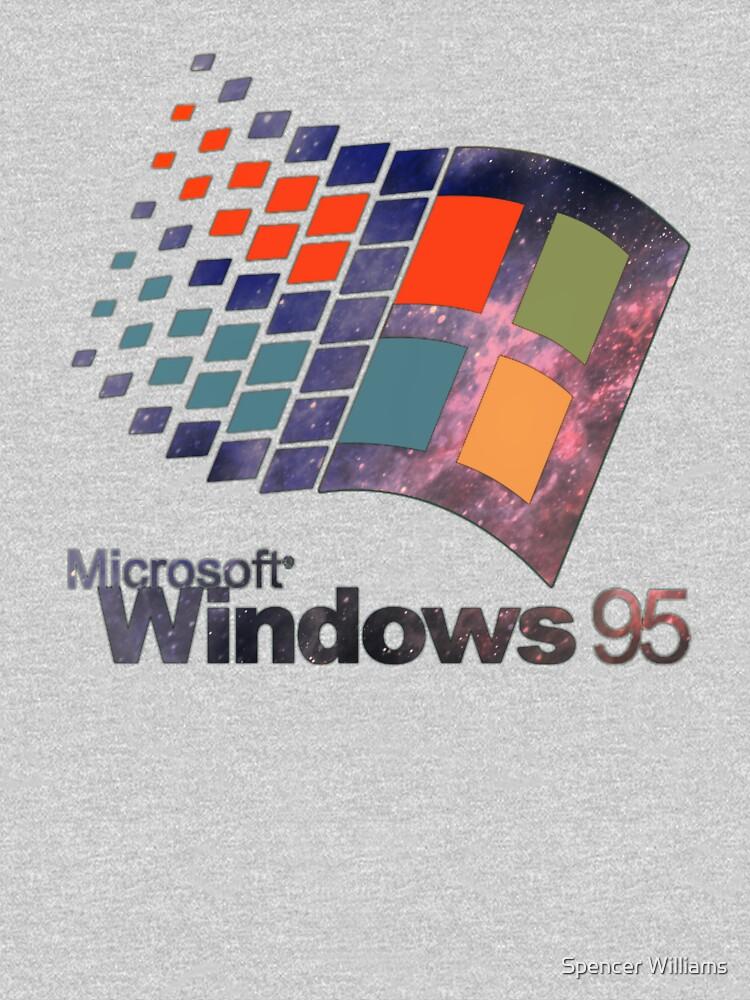Windows 95 - Galaxy de hyper-fish