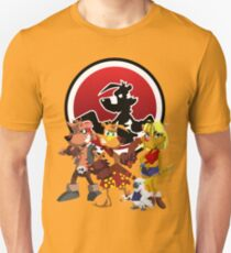 Ty the Tasmanian Tiger  Unisex T-Shirt
