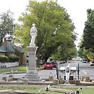 Cenotaph, Ross, Tasmania by Wendy Dyer