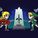 Master Sword in the Stone by Stephanie Whitcomb