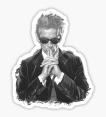 I Am The Doctor Sticker