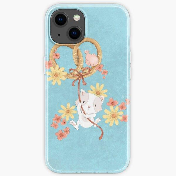 Don't let go of that pretzel iPhone Soft Case