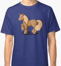 Unocchio the Wooden Unicorn Classic T-Shirt