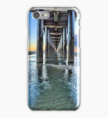 Underneath looking out iPhone Case/Skin