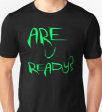 Are you ready? | DX T-Shirt
