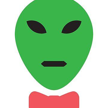 Peridot's Alien by nerdfelt