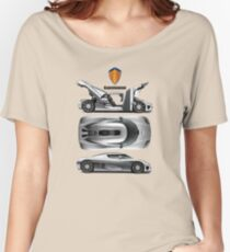 Koenigsegg tribute Women's Relaxed Fit T-Shirt