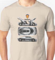 1f0dd27b Koenigsegg tribute Slim Fit T-Shirt