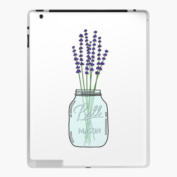 Lavender iPad Skin