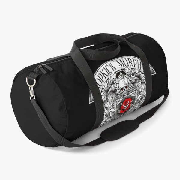 Murphys SILVER Logo  Duffle Bag