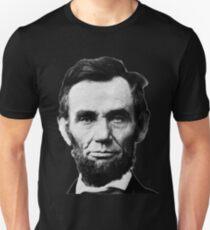 Abraham Lincoln face T-Shirt