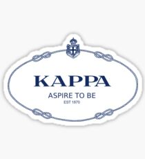 Kappa Prada Sticker