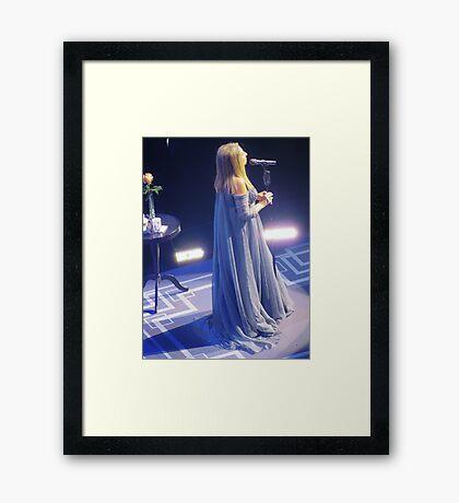 In Concert Framed Print