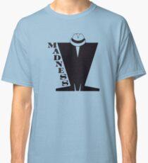 Camiseta clásica Locura