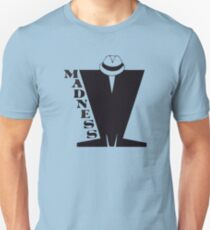 Camiseta unisex Locura