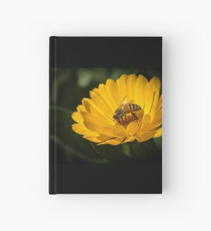 A Very Busy Bee Hardcover Journal