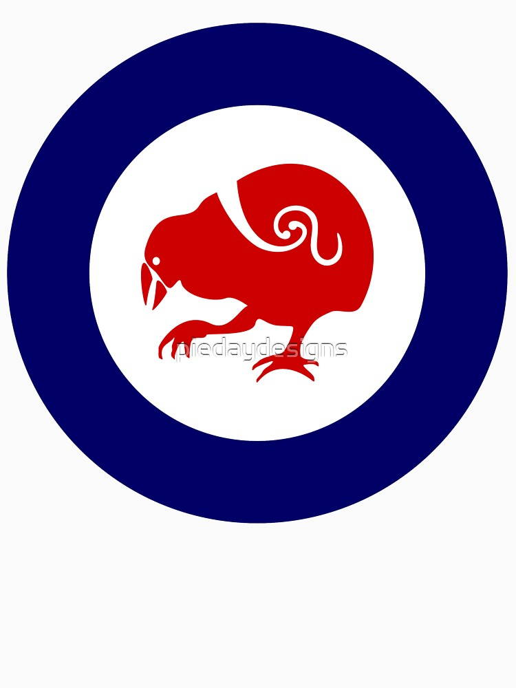 Takahe Air Force Roundel by piedaydesigns