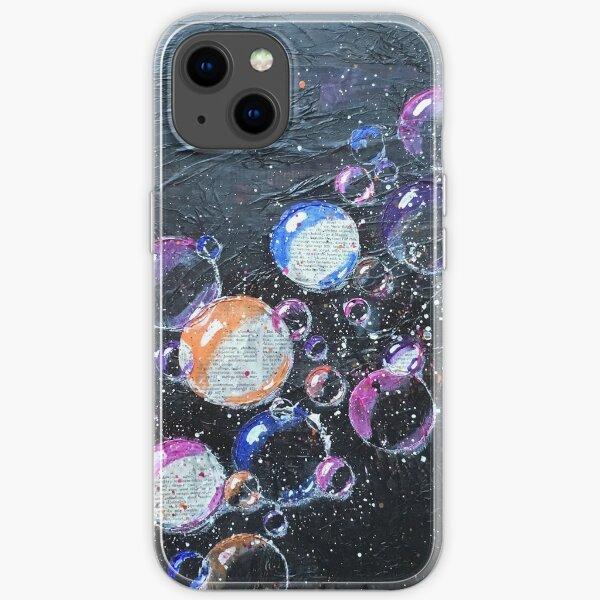 Galaxy Bubbles 2 iPhone Soft Case