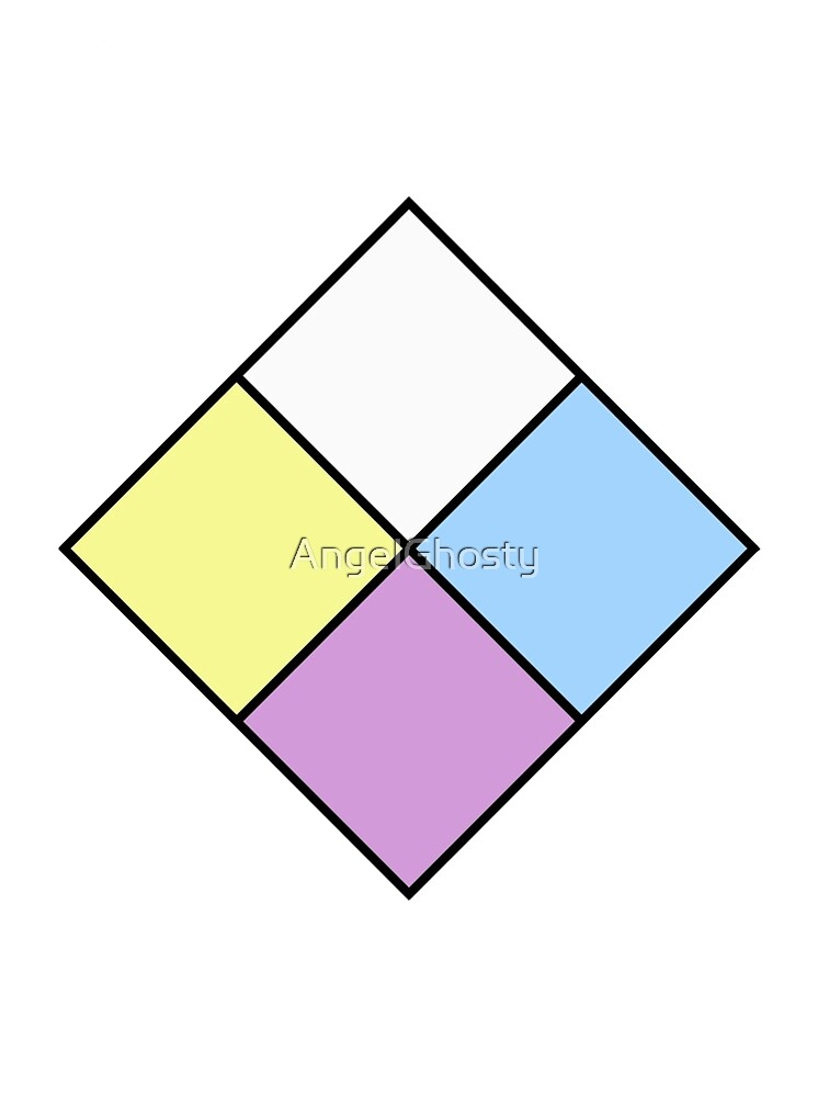 """Steven Universe - The Great Diamond Authority (former symbol)"""" by ..."""