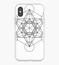 Metatron's Cube | Sacred Geometry iPhone Case