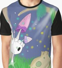 Spores at Twilight Graphic T-Shirt