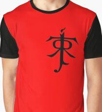 J.R.R. Tolkien Monogram Graphic T-Shirt
