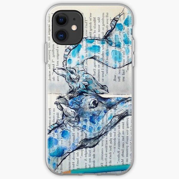 blue monday iPhone Soft Case